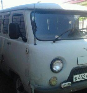 УАЗ 452, 2001