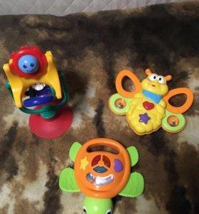 Игрушки пакетом (26 предметов)