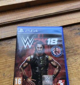 Игра WWE 2K18