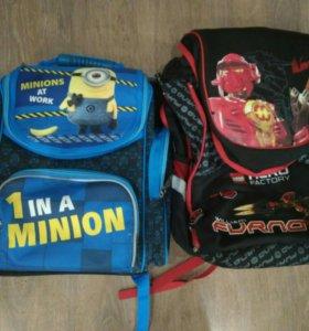 Рюкзаки в школу. Для первокласника.