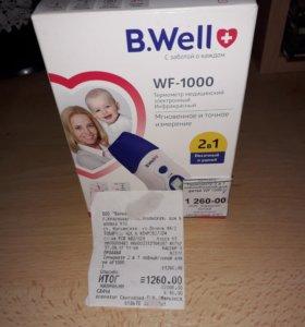 Термометр 2 в 1 лобный/ушной для детей