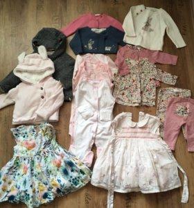 Одежда Next с рождения до 1-1,5
