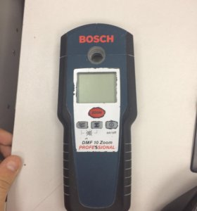 Детектор проводки BOSH DMF 100 zoom