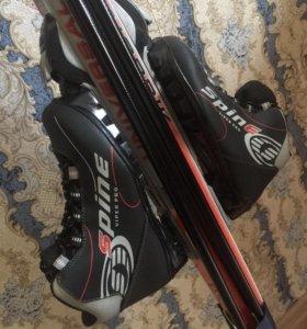 Лыжи (полный комплект)