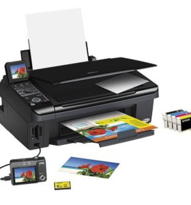 Принтер EPSON Stylus TX409