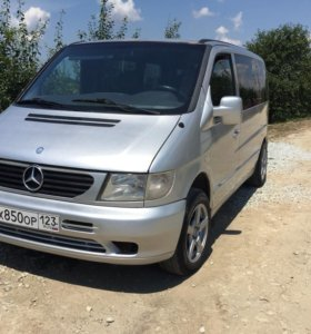Mercedes-Benz Vito, 2000