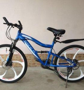 Велосипед nakxux