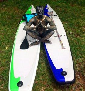 Supboard, sup-доска для серфинга надувная Infinity