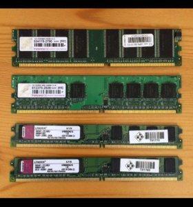 ПК оперативная память
