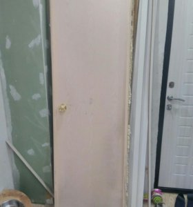 Двери межкомнатные (б/у)