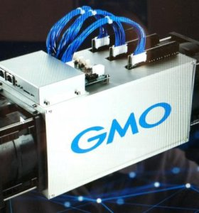 Самый эффективный асик GMO B3 (33-42th/s) майнер