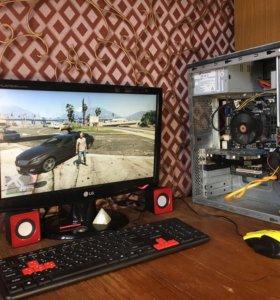 Наимощнейший игровой компьютер (GTA 5)