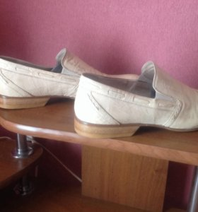 Обувь Натуральная кожа ИТАЛИЯ новые