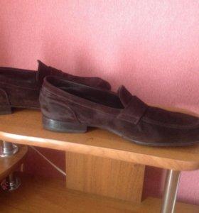 Обувь Натуральная замша ИТАЛИЯ