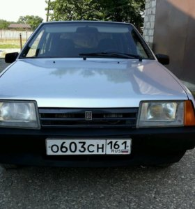 ВАЗ (Lada) 2109, 2004