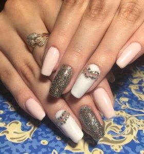 Ногти в Тихорецке