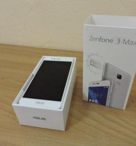 ASUS ZenFone 3Max 4ядра\2RAM\16Gb\13мпк\LTE