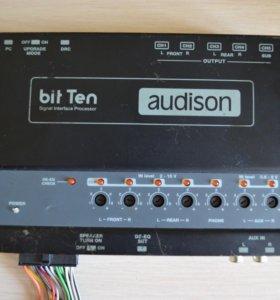 Аудиопроцессор Audison Bit Ten