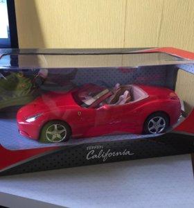 Машинка Ferrari на радиоуправлении