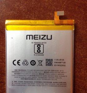 Аккумулятор для Мейзу М3s