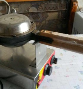 Вафельница для гонконгских вафель(BubbleWaffle)