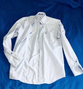 Рубашка Lacoste, размер S, оригинал