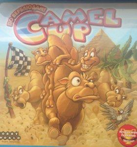 Настольная игра Camel up ( По верблюдам)