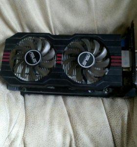 ASUS GTX 650 Ti