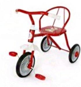 Детская велосипед