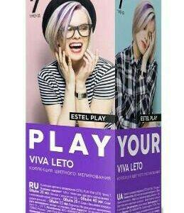 Краска для волос Estel Play Viva Leto