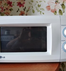 Микроволновка LG 17 л 700 Вт гарантия
