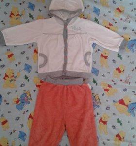костюм велюровый cherubino