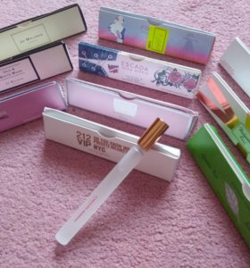 Пробники элитного парфюма 15ml по 150р каждый