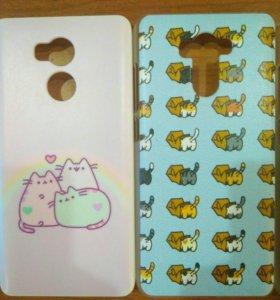 Чехлы Xiaomi redmi 4