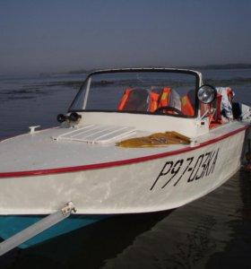 Продается лодка Прогресс-4