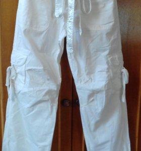 штаны летние  на 46-48 р-р  на рост от 168 см