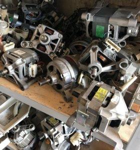 Мотор стиральной машинки