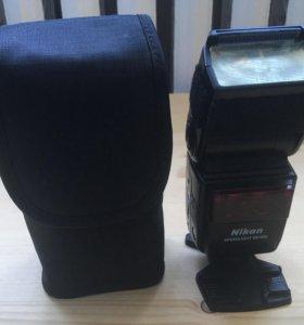 Вспышка Nikon SB-600