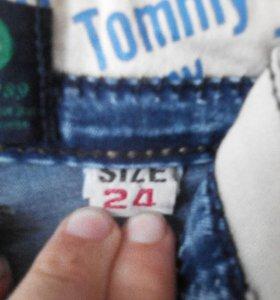 Шорты джинсы