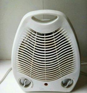 Вентилятор- тепловентилятор Clatronic