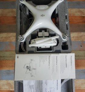 Квадрокоптер Dji phantom4pro