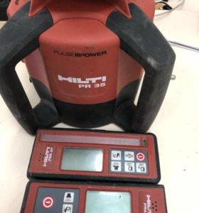 Лазерный нивелир Hilti PR 35