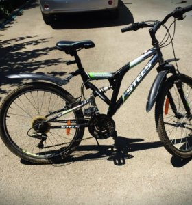 Велосипед Stels mustang