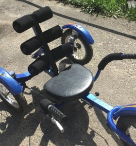 Велосипед карт -ридер
