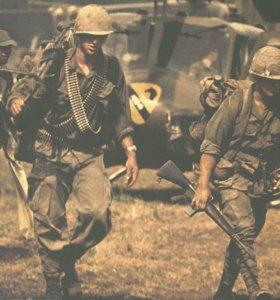 Новы винтаж военные брюки M-1951 Вьетнам Корея США