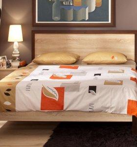 Кровать 120×200 +матрас
