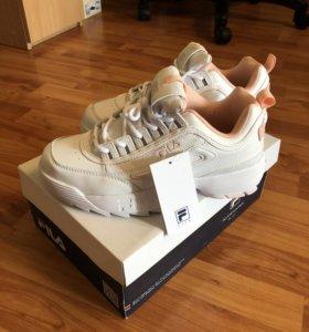 Fila Disruptor 2 женские кроссовки