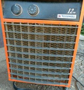 Тепло вентилятор Тепломаш 12 и 18квт, 380 вольт