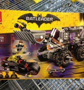 Бэтмен конструктор Lego Batman Movie