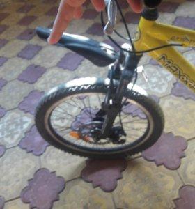 Б/у велосипед MAXXPRO